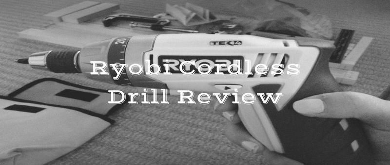 Ryobi P208 One+ Cordless Drill Review – Powertoolbuzz