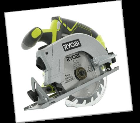 Ryobi p506 one circular saw review powertoolbuzz ryobi p506 keyboard keysfo Image collections