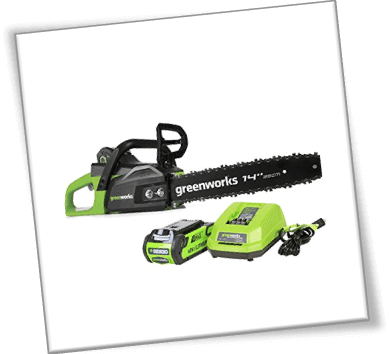 greenworks chainsaw reviews