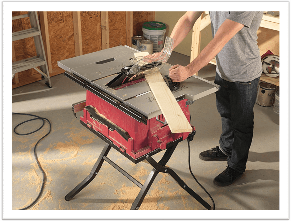 SKIL table saw