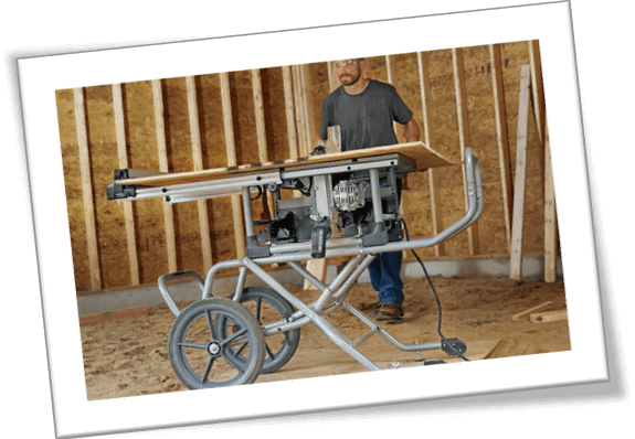Skilsaw table saw review