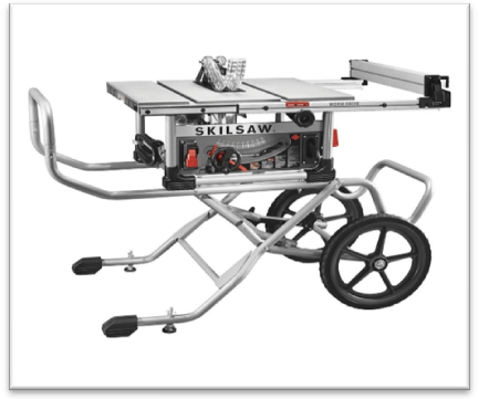 skilsaw table saw