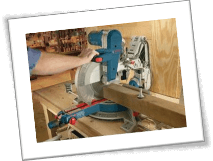 bosch compounding miter saw