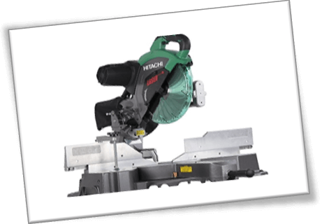 hitachi 12 miter saw
