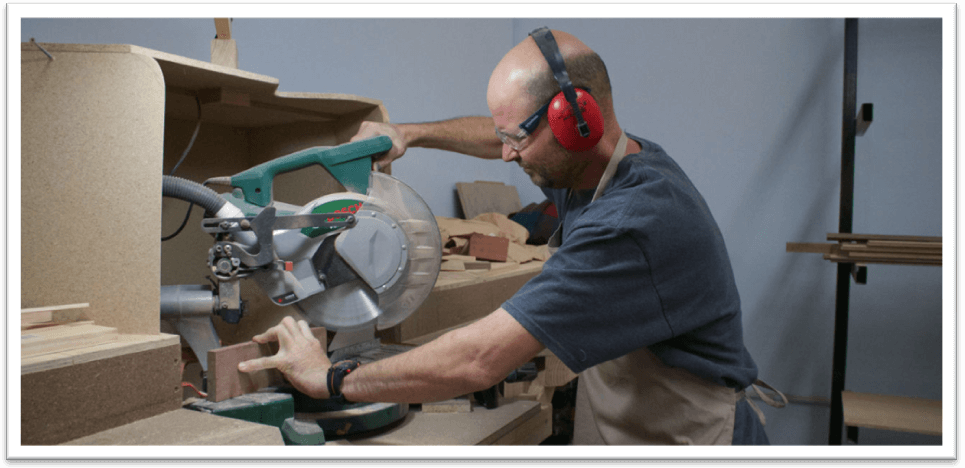 miter saw tool guide