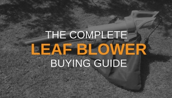 THE COMPLETE LEAF BLOWER BUYING GUIDE