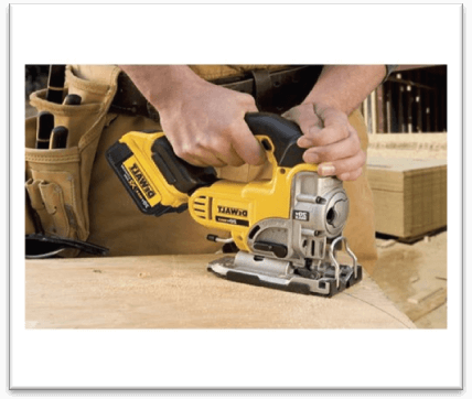 Dewalt dcs331m1 cordless jigsaw review powertoolbuzz blade ejector dewalt cordless jigsaw greentooth Gallery
