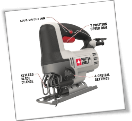 Porter cable pce345 jigsaw review powertoolbuzz porter cable jigsaw blade greentooth Gallery