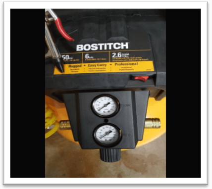 bostitch air compressor kit
