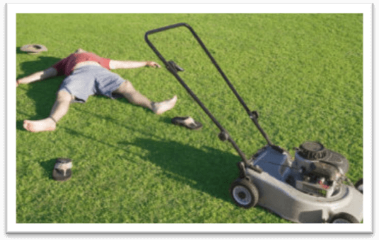 lawn mower tool guide