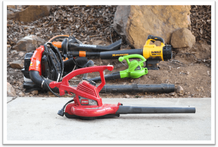 leaf blower tool guide