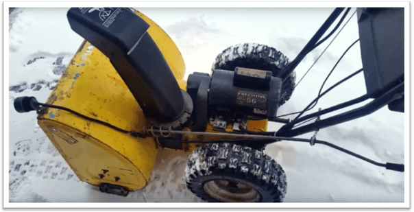 snow blower tool guide
