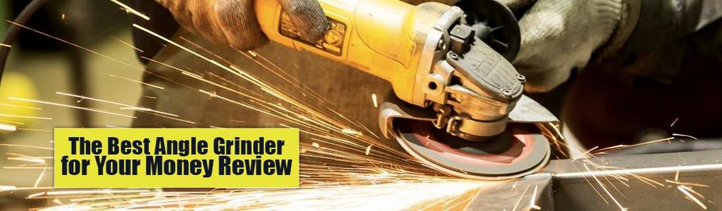 best angle grinder review