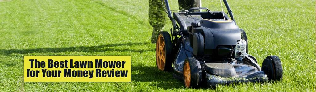 Best Lawn Mower In 2019 Review Toolbuzz